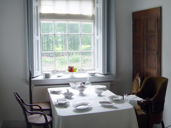 slot-zuylen-damast-gedekte-tafel